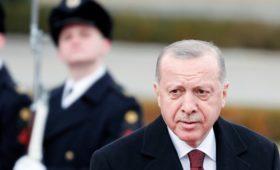 Эрдоган заявил о готовности поговорить с Россией по Сирии «без гнева»