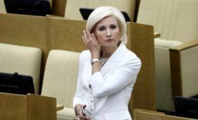 Куратор приемных Медведева стала кандидатом на пост в правительстве
