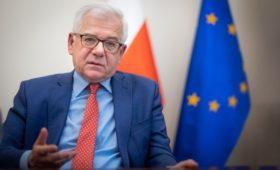 Глава МИД Польши— РБК: «У России другой подход к неприятным ей фактам»