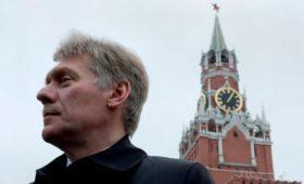 Кремль опроверг подготовку официального обращения Путина к нации