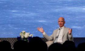 Безос остался единственным в мире бизнесменом с состоянием выше $100 млрд