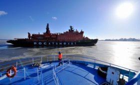 Путин определил основные угрозы и вызовы России в Арктике