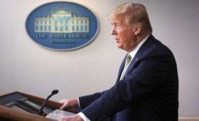 Трамп обеспечил себе участие в новых президентских выборах