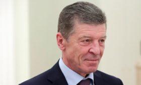 Ермак и Козак прибыли в Минск для переговоров по Донбассу
