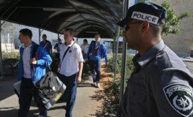 Посольство объяснило увеличение отказов россиянам во въезде в Израиль
