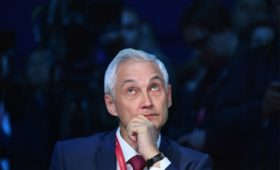 Белоусов назвал точечными риски при обвале рынка 10 марта