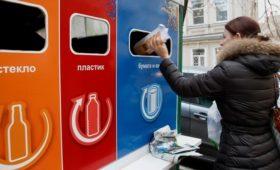 Власти предложили закупить мусорные баки для регионов на ₽12 млрд