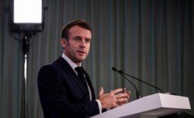 Макрон предупредил о риске распада Шенгенской зоны из-за пандемии