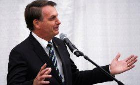 Президент Бразилии заявил о негативном результате теста на коронавирус