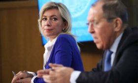 Захарова ответила на предложения главы МИД Польши об улучшении отношений