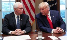 У посетителя конференции с участием Трампа и Пенса выявили коронавирус