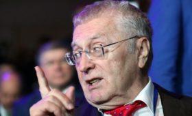 Жириновский предложил с 2024 года назначать президента решением Госсовета