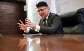 Экс-глава Роскомнадзора Жаров возглавил «Газпром-Медиа»