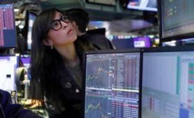 Индексы США закрылись ростом после рекордного с 1987 года падения