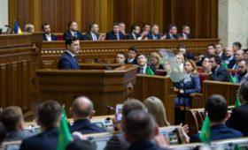 Зеленский предложил кандидатуры глав МИД и Минобороны
