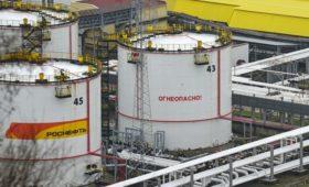 «Роснефть» назвала условия поставки нефти в Белоруссию