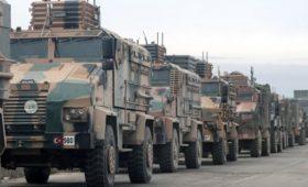 Россия упрекнула Турцию за переброску механизированной дивизии в Идлиб