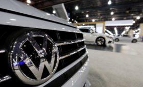 Сервис такси Gett подал в суд на Volkswagen