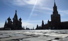 Кремль ужесточил пропускной режим из-за коронавируса