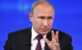 Путин объяснил идею ограничить число президентских сроков