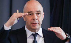 Силуанов назвал коронавирус угрозой сильнее падения цен на нефть