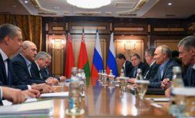 Россия предложила Белоруссии создать единую налоговую, таможню и суд