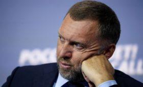 Минфин США отказался снимать санкции с Олега Дерипаски