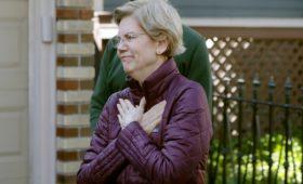 Элизабет Уоррен снялась с президентской гонки в США