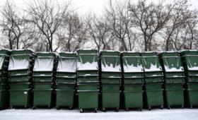 Впервые мусорный оператор в регионе приостановил работу из-за неплатежей