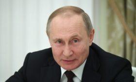 Путин попросил депутатов Думы «не перегружать» Конституцию