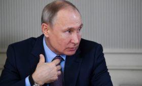Путин назвал «чушью» слова о вине Сталина в развязывании Второй мировой