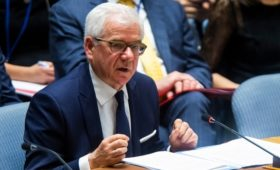 Глава МИД Польши назвал условие голосования за снятие санкций с России