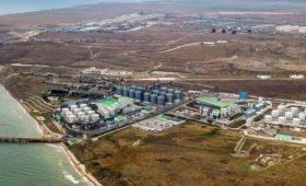 ВТБ выкупил долю украинского агрохолдинга в зерновом терминале в Тамани
