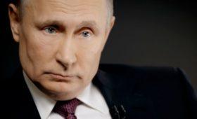Путин назвал парламент местом для дискуссий