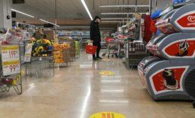 Ретейлеры зафиксировали снижение трафика в гипермаркетах