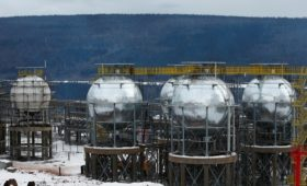 Цена российской нефти упала до нового рекорда в $10,5