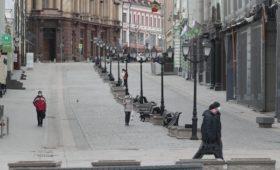 Спрос на помещения для магазинов на центральных улицах Москвы упал на 70%