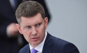 Глава Минэкономики попросил бизнес «не впадать в психоз» из-за вируса